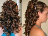 Wedding Hairstyles for Thick Curly Hair 30 Y Half Up Half Down Wedding Hairstyles