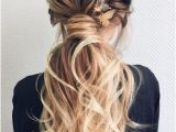 Wedding Hairstyles Guests Long Hair 36 Chic and Easy Wedding Guest Hairstyles Weave