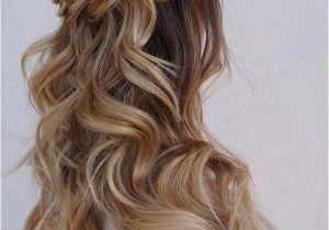 Wedding Hairstyles Half Up Braids 40 Stunning Half Up Half Down Wedding Hairstyles with Tutorial