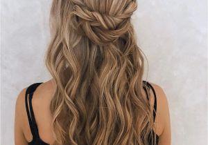 Wedding Hairstyles Half Up Braids Mermaid Hair Braids Half Up Half Down Hairstyle Boho Hairstyle