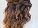 Wedding Hairstyles Half Up Half Down Shoulder Length Hair 30 Medium Length Hairstyles