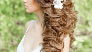 Wedding Hairstyles Half Up Side 20 Gorgeous Half Up Wedding Hairstyle Ideas