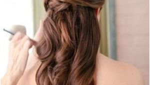 Wedding Hairstyles Half Up Straight Hair Half Up Half Down Straight Wedding Hair Google Search