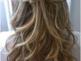 Wedding Hairstyles Half Up Thin Hair Easy Thin Half Up Half Down Weddinghairstyleshalfuphalfdown