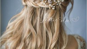 Wedding Hairstyles Half Up with Headband 10 Creative Hair Braid Style Tutorials Womens Hairstyles