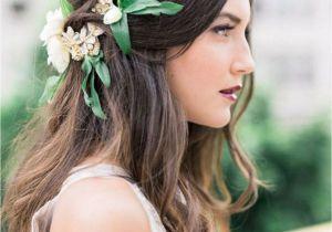 Wedding Hairstyles Half Up with Headband 15 Beautiful and Adorable Half Up Half Down Wedding Hairstyles Ideas