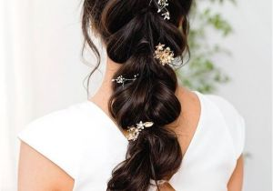 Wedding Hairstyles Half Up with Headband Rustic Vintage Diy Half Up Half Down Wedding Hairstyle for Long Hair