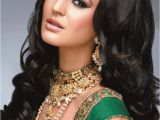 Wedding Hairstyles In India Beautiful Stylish Indian Bridal Wear New Hairstyle