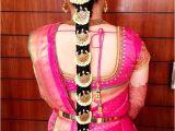 Wedding Hairstyles In Karnataka Gorgeous south Indian Wedding Bridal Hairstyles 5