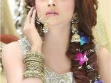 Wedding Hairstyles In Pakistan Beautiful Girl Indian Bridal Makeup Pinterest
