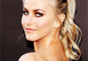 Wedding Hairstyles Julianne Hough You Need to Try This Ponytail Hack Hair & Beauty