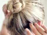 Wedding Hairstyles Knot Love This with the Braid Details Wedding Hairstyle to Know the top