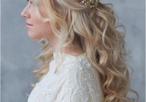 Wedding Hairstyles Long Hair Down Veil Pin by Ana G On Wedding Pinterest