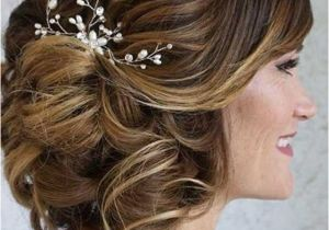 Wedding Hairstyles Long Hair to the Side Elegant Mother Of the Bride Hairstyles southern Living