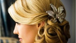 Wedding Hairstyles Low Side Bun 45 Side Hairstyles for Prom to Please Any Taste