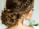 Wedding Hairstyles Low Updo 15 Most Beautiful Low Updos for Quinceaneras