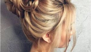 Wedding Hairstyles Messy Updos 50 Chic Messy Bun Hairstyles Make Up & Hair Pinterest