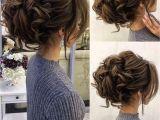 Wedding Hairstyles Not Bride Pin Von Larissa Dell Auf Haar Ideen
