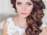 Wedding Hairstyles On the Side for Long Hair 25 Wedding Long Hairstyles