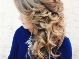 Wedding Hairstyles On the Side for Long Hair 40 Gorgeous Wedding Hairstyles for Long Hair