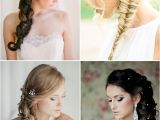 Wedding Hairstyles On the Side for Long Hair 42 Steal Worthy Wedding Hairstyles for Long Hair