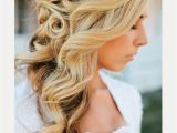Wedding Hairstyles On the Side for Long Hair Side Swept Wedding Hairstyles to Inspire Mon Cheri Bridals