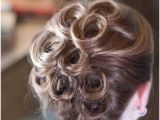 Wedding Hairstyles Pin Curls 359 Best Hairstyle Images On Pinterest In 2018