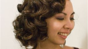 Wedding Hairstyles Pin Curls East Vanity Parlour Wet Set Pin Curls