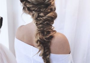 Wedding Hairstyles Princess Braided Hairstyle Long Hair Braid Viking Princess Hair