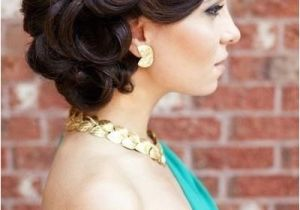 Wedding Hairstyles Princess Retro Updos for Long Hair Photo 1