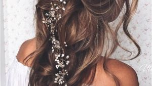 Wedding Hairstyles Pulled Back 23 Exquisite Hair Adornments for the Bride Weddings