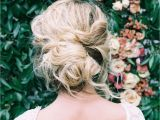 Wedding Hairstyles Relaxed 18 Super Romantic & Relaxed Summer Wedding Hairstyles
