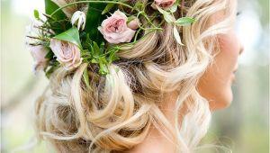 Wedding Hairstyles Rose 15 Heavenly Wedding Hair Ideas Haare Pinterest