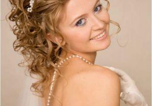 Wedding Hairstyles Short Length Hair Medium Hairstyles for Curly Hair