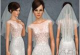 Wedding Hairstyles Sims 4 73 Best Sims 4 Wedding Dress Images