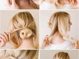 Wedding Hairstyles Tutorial for Medium Hair Easy Hairstyles for Medium Length Hairstyle Tutorials for Long Hair