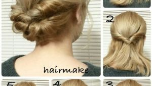 Wedding Hairstyles Video Tutorial Easy French Twist Wedding Hair Tutorial