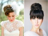 Wedding Hairstyles with A Fringe Got Bangs 5 Fringe Friendly Wedding Hairstyles