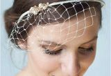 Wedding Hairstyles with Headband and Veil 25 Best Wedding Hair Accessories