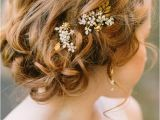 Wedding Hairstyles with Pearls 20 Elegant Wedding Hairstyles with Exquisite Headpieces