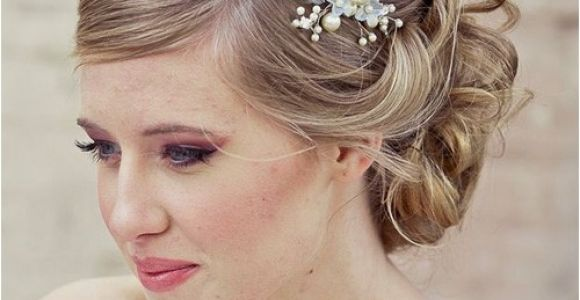 Wedding Hairstyles with Pearls Cute Wedding Hairstyles with Tiara and Pearls