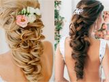 Wedding Hairstyles with Plaits Wedding Hair Trends 2016