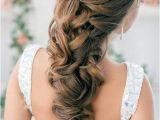 Wedding Half Updo Hairstyles Most Excellent Wedding Half Updo Hairstyles for La S