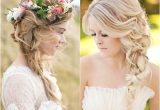 Wedding Plait Hairstyles 20 Braided Hairstyles for Wedding Brides 2016