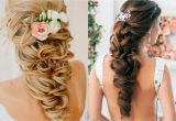 Wedding Plait Hairstyles Wedding Hair Trends 2016