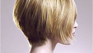Wedge Bob Haircuts Back Wedge Hairstyles for Short Hair