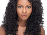 Wet and Wavy Hairstyles for Black Women Box Braids Wavy