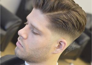 What is A Fade Haircut On Men Pompadour Hairstyles for Men
