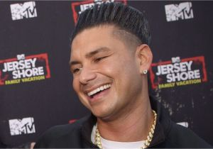 What is Pauly D Hairstyle Called is Pauly D Married It Sure Looks that Way In Jersey Shore Family