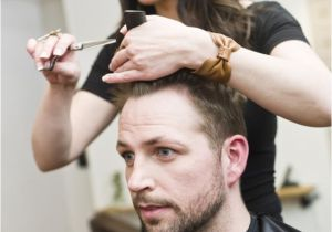 What to ask for when Getting A Haircut Men Having A Haircut Haircuts Models Ideas